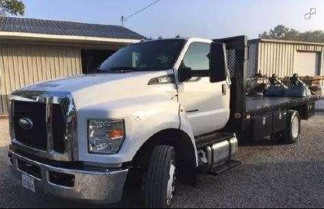 2016 Ford F650  photo