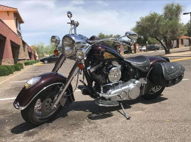 2003 Indian Chief  photo
