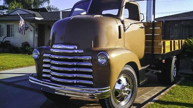 1948 Chevrolet Cab-Over  photo