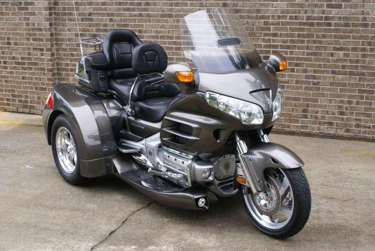 2010 Honda Gold Wing 1800 Trike Converstion photo