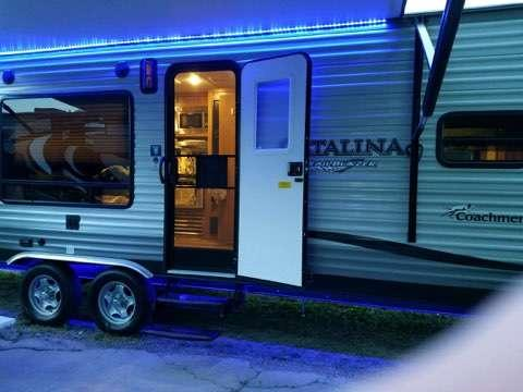 2018 Coachmen Catalina Trail