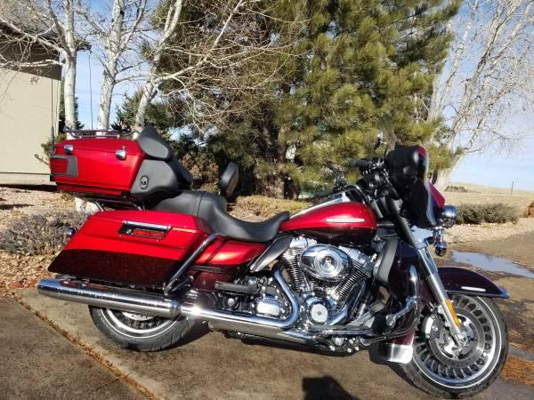 2012 Harley-Davidson Electra Glide Ultra Limited photo