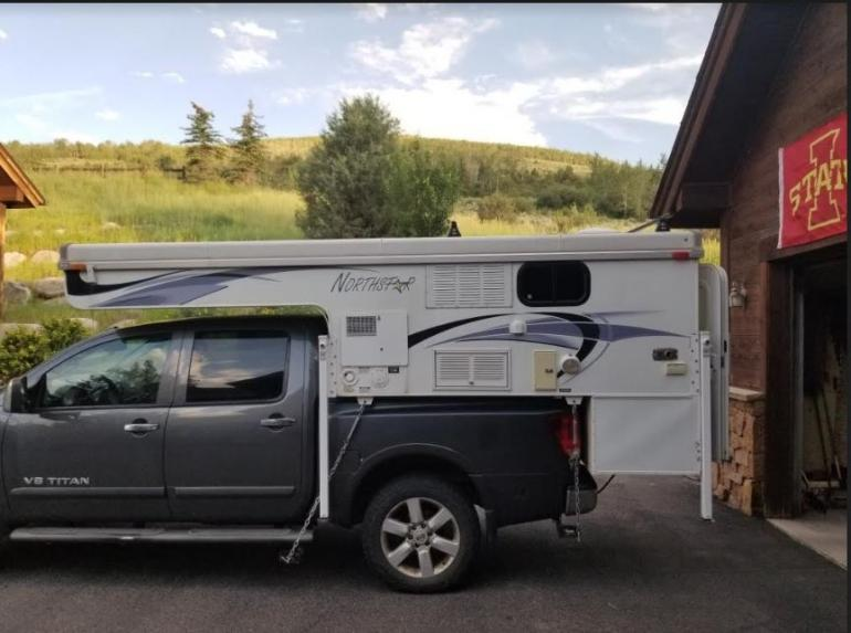 2012 Northstar Truck Camper TC800 photo