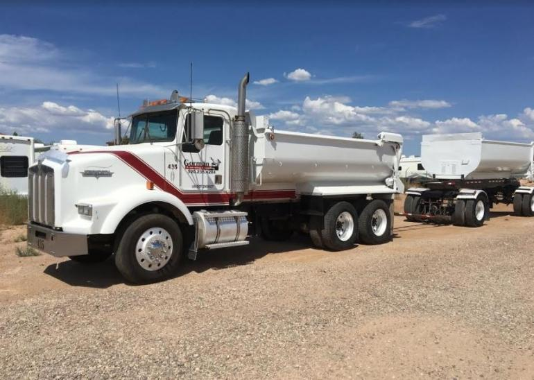 1995 Kenworth T800 Transfer Dump photo