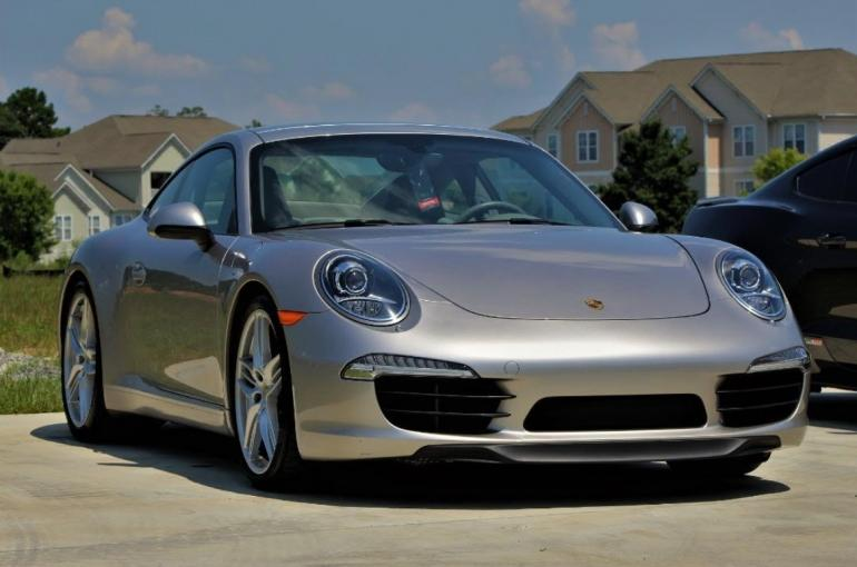 2012 Porsche 911 Carrera  photo