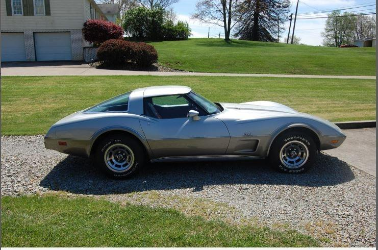 1978 Chevrolet Corvette  photo