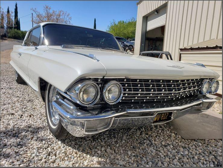 1962 Cadillac Coupe De Ville  photo
