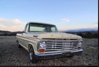 1968 Ford F100  photo