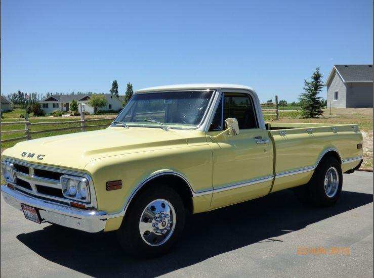 1968 GMC 1 Ton Dually  photo