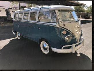 1967 Volkswagen 21 Window  photo