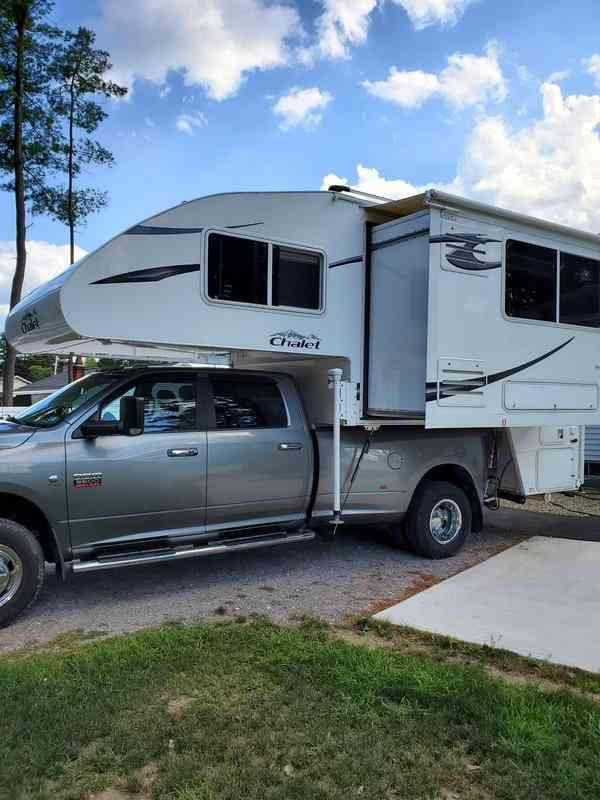 2014 Chalet Truck Camper TS116-FB photo