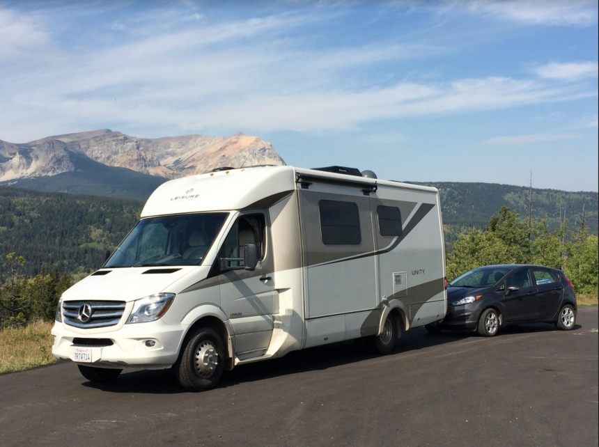 2016 Leisure Travel Van Unity