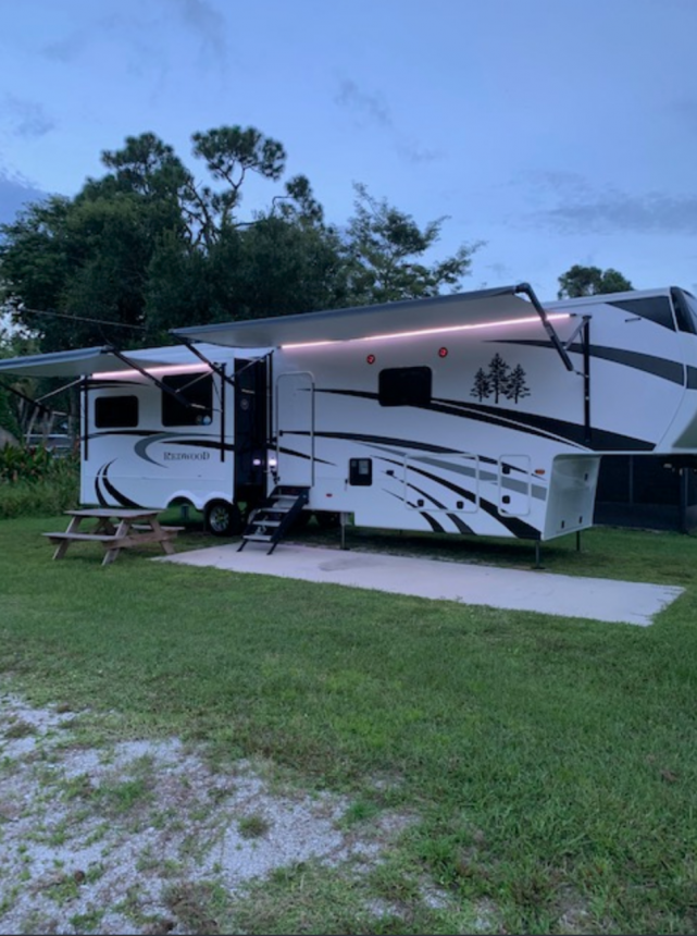 2021 Redwood RV 5th Wheel