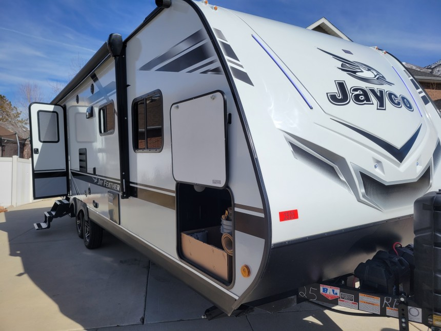 2020 Jayco Jay Feather