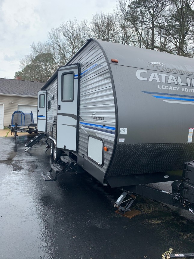 2020 Coachmen Catalina Legacy