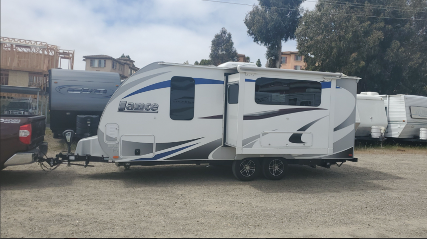 2019 Lance Travel Trailer